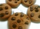 ♡レンジで簡単★チョコチップクッキー♡