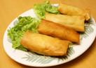 ☆とろぉ~りチーズとポテトの春巻き☆