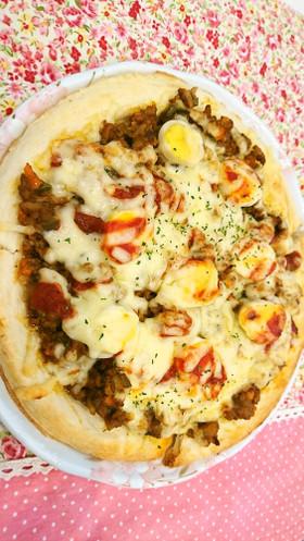 美味しい✩手作りミートピザ