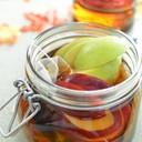 赤&青林檎と干し芋、林檎の紅茶のフルブラ