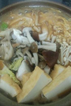 ちゃんこ鍋☆味噌味