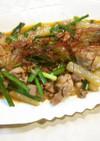 家にある調味料で中華!大根と豚肉味噌炒
