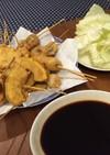 我が家の定番 大阪の串カツソース