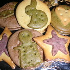 低カロリー★メープルシロップ★クッキー