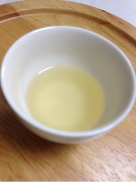 めっちゃ効く‼喉の痛みに濃い蜂蜜レモン☆