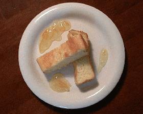 油を使わないシリーズ2 ふんわりヨーグルトケーキ☆
