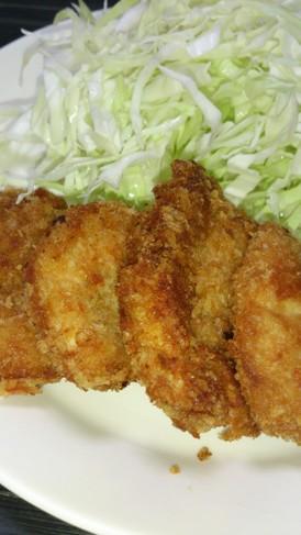 簡単!冷めても美味しい鶏胸肉のチキンカツ