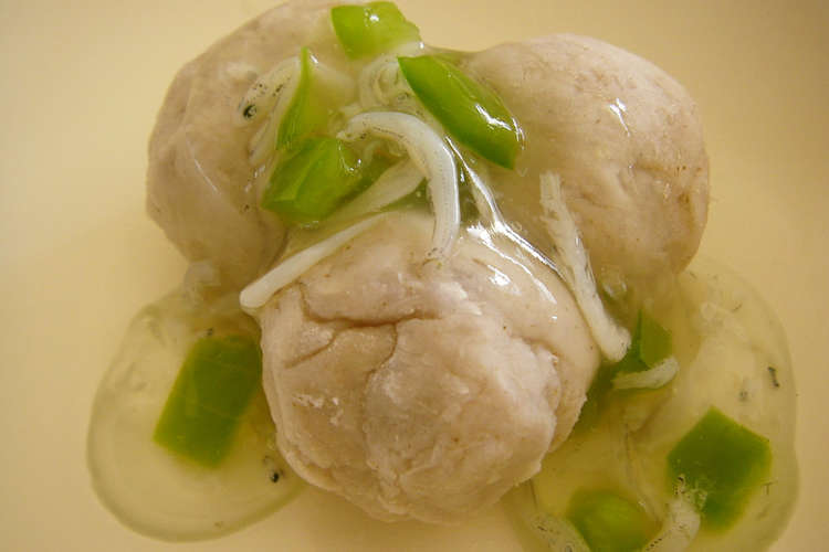 離乳食後期 里芋だんごの野菜あんかけ レシピ 作り方 By luci クックパッド