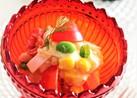 カマンベール入り❀彩りポテトサラダ