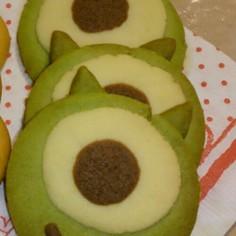 ハロウィン☆マイクのクッキー