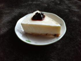 まぜて冷やすだけ★濃厚レアチーズケーキ