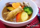 ほっこり❀濃厚食べるカレースープ