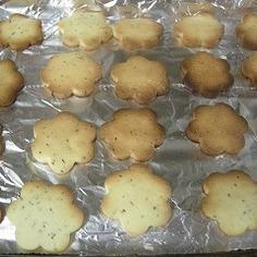 すぐ焼ける☆トースターで紅茶クッキー