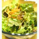 焼き肉屋さん(~より旨ぁ)チョレギサラダ