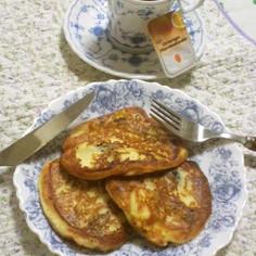 私の陽気なパンケーキ☆シルニキ