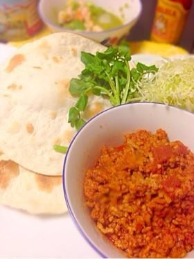 メキシコ料理✨トルティーヤチリコンカン