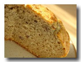 ヘーゼルナッツのヨーグルトケーキ