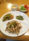 フライパン ノンオイル鶏肉のホイル焼き風