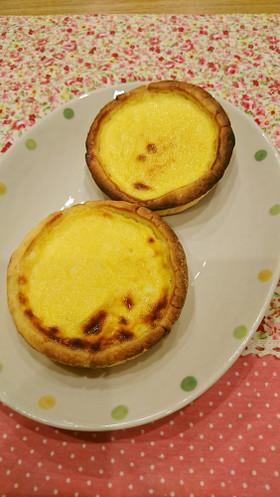 薩摩芋の焼きプリンタルト