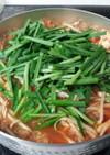 アサリと豚肉のチゲ豆腐鍋☆