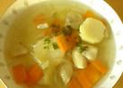 ロシア風魚のスープ