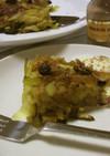 シナモンアップルスイートポテトケーキ
