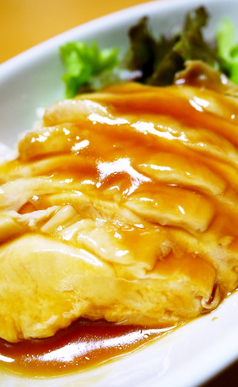 お弁当冷凍作り置き!鶏むね肉のさっぱり煮