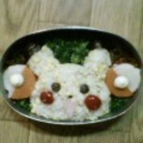 楽々◆ピカチュウ弁当◆でも栄養考えてマス