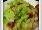 ■簡単副菜■梅おかかキャベツ大量消費減量