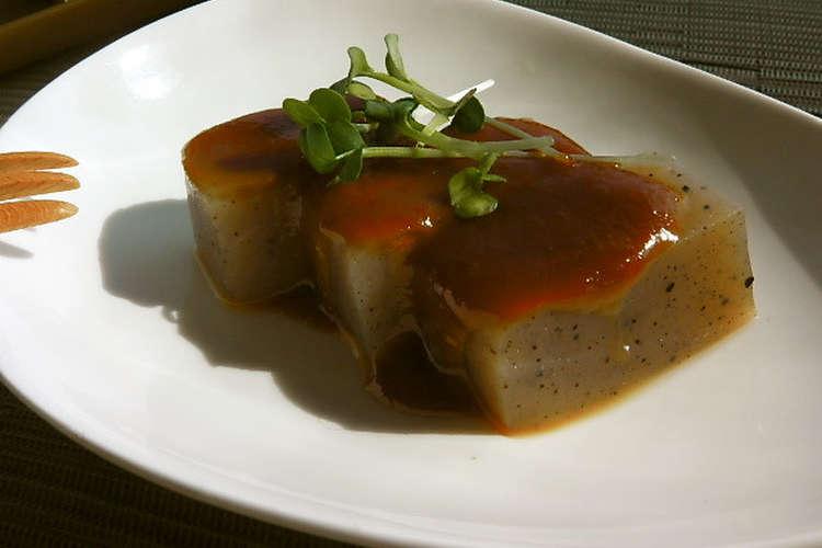 田楽 味噌 レシピ