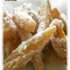 焼き芋リメイク簡単ポテト