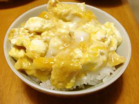簡単ふわふわチーズ卵♡卵ご飯♪