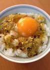 たまごふりかけ消費◎W卵かけご飯