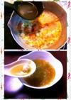海老出汁たっぷり!簡単コンソメスープ