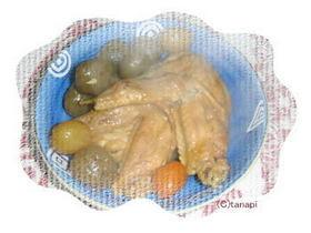 手羽先とこんにゃくの煮物~焼き肉のタレ編