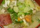 野菜たっぷり✩美味しい♪豚汁