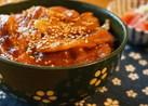 満足☆豚バラ肉の照り焼き丼