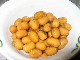大豆の甘煮(ぶどう豆)