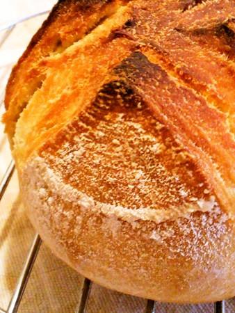 簡単手作りパン☆カンパーニュ