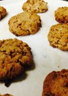 オールブランでさくさくクッキー