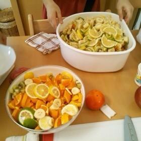 フルーツでつくる酵素ジュース