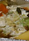 クリチ野菜の簡単BBQ