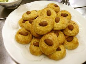 アーモンドクッキー〈やよい会〉