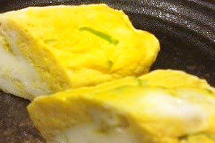 レンジ だし 巻き 卵
