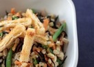 大麦とひじきのヘルシーサラダ