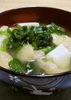 ☆冷凍してたら時短お味噌汁☆
