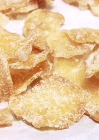 ポッカポカの『生姜糖』