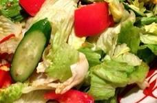 たっぷりレタス1個分サラダ