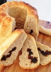 チャイティー風味パン