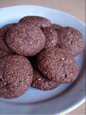 家にあるもので★簡単ほろほろクッキー